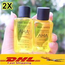 2X MIMI WHITE AHA Whitening Body Serum Bleaching Brightening Skin Vitamin B,C