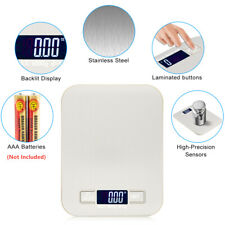 LCD Digital Electronic Kitchen Food Diet Postal Scale Weight Balance 5KG / 1g