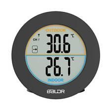 Baldr Wireless Thermometer Indoor Outdoor Digital Temperature Sensor Meter