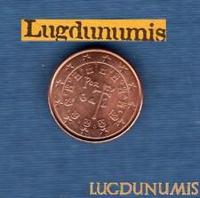 Portugal 2002 1 centime d'euro SUP SPL Pièce neuve de rouleau - Portugal