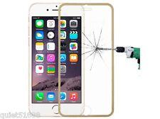 Boarde Film en verre trempé,Glass film tempered protector H9  iPhone 6 Plus d'or