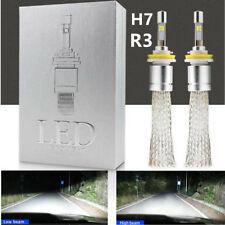 R3 Extreme H7 Cree LED Headlight Conversion Kit 80W 9600 LM CANbus Fanless 6000K