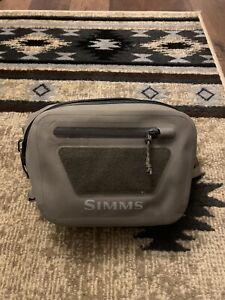 Simms Dry Creek Z Hip Pack Waterproof *Slightly Used*