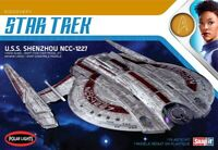 Polar Lights 1:2500 Star Trek USS Shenzhou Snap Plastic Model Kit POL967M/12