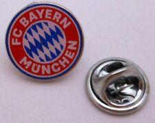 PIN + FC Bayern München + Signet + Vereinswappen Farbig 15 mm + Lizenzware (24)