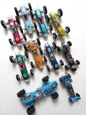 Vintage Marx Formula 1 Die Cast Race Cars Lot Grand Prix