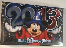 Walt Disney World Sorcerer Mickey Photo Album 2013 Holds 100 Photos 4x6