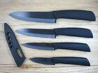 Ultra Sharp Ceramics Kitchen fruit Set Knife Set 3