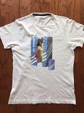 Adidas 86 T Shirt original RARE Medium Slim