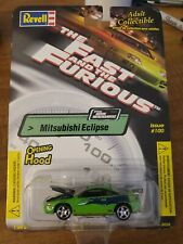 Revell The Fast And The Furious Mitsubishi Eclipse Issue #100