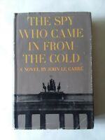 The Spy Who Came In From The Cold John Carre 1963 Spy Story