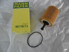 Ölfilter MANN HU719/7X Seat Altea LEON 1P TDI Cordoba IBIZA 6L Alhambra