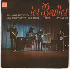 Roll over Beethoven - You really gotta hold on me-Boys-Love me do Vinyle Beatles