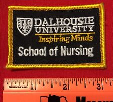 Patch Dalhousie University School Of Nursing Halifax Nova Scotia Canada