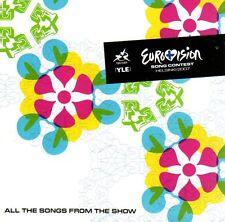 2 CD Eurovision Song Contest Helsinki 2007