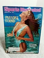 Sports Illustrated February 1986 Elle MacPherson Swimsuit Issue