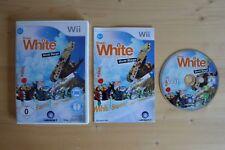 Wii-Shaun White snowboard: World Stage (OVP, con instrucciones)