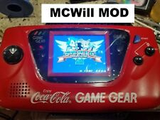 Sega Game Gear McWill ( INSTALL ONLY) $125 SCREEN INCLUDED IN PRICE PLEASE READ!