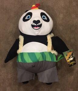 Authentic - Kung Fu Panda 3 - Large Bao Plush 40cm - Toy Doll - BNWT