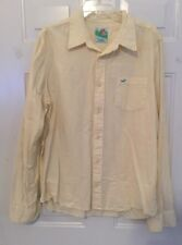Men's Hollister Button Up Dress Shirt XXL