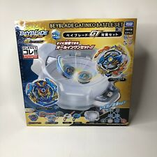 TAKARA TOMY Beyblade BURST GT B-136 Gatinko Battle Set Slash Valkyrie Ace Dragon