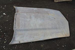 1973 1974 1975 Corvette Original NOS Fiberglass Hood skin