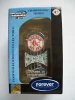 2004 Red Sox World Series Champions Replica Trophy Paperweight Non Bobblehead