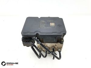 AUDI Q7 4L ABS PUMP AND CONTROLLER 2007 4L0614517A