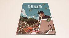 Tout va bien - Yvan et la banquière EO / Robert / Clément // Poisson Pilote
