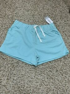 Carter's Girl's Aqua Shorts - Size 10-12 - New!