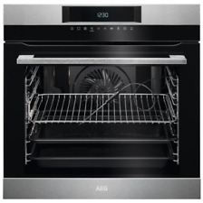 AEG BPK642020M-Stainless Steel with Anti Fingerprint-Built in Oven/Oven