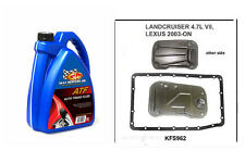 Transgold Transmission Kit KFS962 With Oil For LEXUS GS300 GRS190R