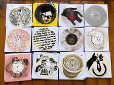 """Vinyl Lot 7"""" Singles - Melvins Teri Gender Bender - Of Montreal -Tortoise - Why"""