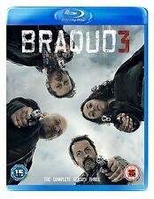 BRAQUO - SEASON 3 - BLU-RAY - REGION B UK