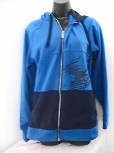 Under Armour Women's Blue Hoodie Sweatshirt Sz SM/P