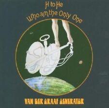 """VAN DER GRAFF GENERATOR """"H TRO HE WHO ..."""" CD NEW+"""