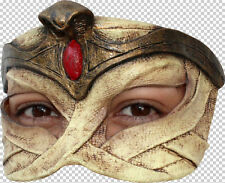 Mask Egyptian Mummy Half Face Latex Mask Adult Fancy Dress Halloween
