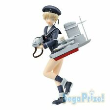 Sega Kantai Collection Kancolle Z1 Leberecht Maass SPM Figure 18cm SEGA1018011