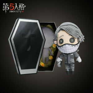 Limited Identity V Survivor Aesop Carl Plush Stuffed Doll Toys Kids Cosplay Gift