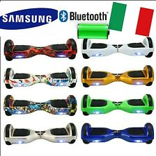 HOVERBOARD 6,5''  SMART BALANCE OVERBOARD  PEDANA SCOOTER BLUETOOTH