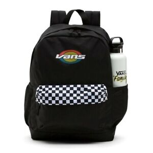 VANS Sporty Realm Plus Backpack Laptop Sleeve New