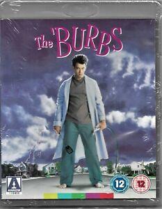 Joe Dante's: The Burbs Blu Ray (Tom Hanks) Region B Includes Registered Post