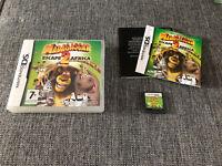 Nintendo DS Madagascar Escape 2 Africa Game