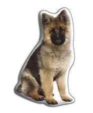 "German Shepherd L/H Dog Gift – Beautiful Large 'Cuddle Cushion' approx 18""x 16"""