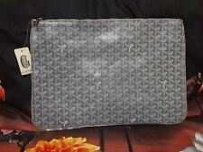 Brand New Goyard Long Zippered Envelope LOW BID SALE