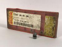 SANDVIK RCMT 06 03 00 RCMT22 New Carbide Inserts Grade H13A 5pcs
