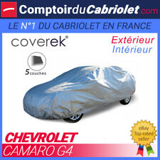 Bâche Chevrolet Camaro G4 - Coverek®  : Housse de protection auto mixte