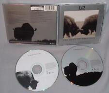 CD U2 The Best Of 1990 - 2000 & B-SIDES 2CDs NEAR MINT CANADA