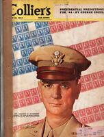 1943 Colliers July 10 - Opium Scourge; Wainwright in Formosa prison; Sage Kansas