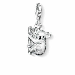 """Genuine THOMAS SABO """"Koala"""" Charm Pendant"""